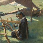 Стилна изложба ознаменува юбилея на художника Димитър Радойков
