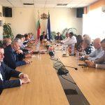 Областният и кметове договарят инвестиции с гост от Саудитска Арабия
