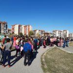 Поход до Чакъровите поляни по случай Световния ден на ходенето