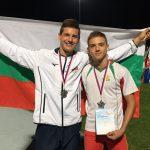 Георги Ганджулов стана вицешампион на Европейските игри в Чехия