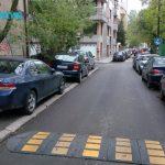 Тротоарите са за пешеходците, но всеки трябва да го осъзнае