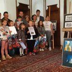 Творби на млади художници украсиха Сарафската къща
