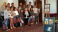 """Изложба на иконопис, графика и пленерни рисунки под надслов """"Самоков – изкуство, култура – познание"""" на възпитаниците на школа """"Наум Хаджимладенов"""" при читалище """"Младост"""" бе открита на 27 септември в […]"""