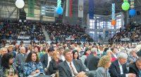 """С двучасов концерт в """"Арена Самоков"""" фирма """"Самел-90"""" АД почете на 4 октомври 55-годишнината от своето основаване.От името на съгражданите си Владимир Георгиев поздрави сърдечно колектива, като посочи, че юбилеят […]"""
