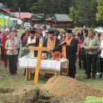 Намериха кръста за бъдещия параклис на Мальовица
