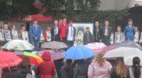 """С традиционно шествие колективът на ОУ """"Митрополит Авксентий Велешки"""" почете Деня на народните будители. Самият патрон на училището и наш съгражданин е един от тези будители като активен борец за […]"""