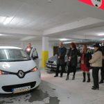 Нов електромобил ще подпомага социалната дейност