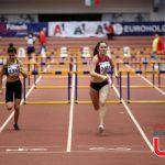Изабел Крамарска стана вицешампионка в бягането на 60 метра с препятствия при девойките