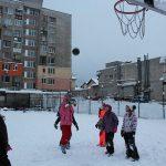 Тренировка в… снега