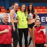 Вивиан Кръстева – вицешампион при жените с личен рекорд