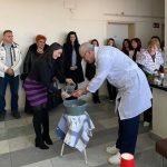 Денят на родилната помощ се превърна и в празник на болницата и обществеността