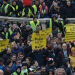 Хотелиери и ресторантьори протестираха в София, блокираха Орлов мост