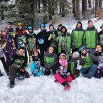 """Сноубордистите на """"Бороборд"""" с куп отличия от държавното първенство"""