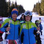 Шест медала за младите самоковски скиори в първите стартове за сезона