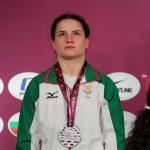 Биляна Дудова със сребърен медал на Евро 2020 в Рим