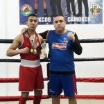 Богомил Николов стана републикански вицешампион по бокс