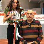 Изабел Крамарска стана републиканска шампионка на петобой при девойките