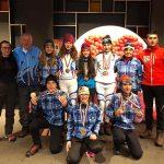 """Ски бегачите на """"Рилски скиор"""" с 21 медала от държавното първенство"""