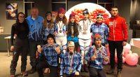 """Внушителните 21 медала спечелиха състезателите на """"Рилски скиор"""" от държавното първенство, състояло се от 13 до 15 февруари в м. Узана край Габрово – географският център на България. Участниците се […]"""