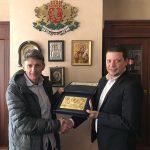 """Петър Попангелов стана """"Заслужил гражданин на Софийска област"""""""