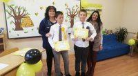 Михаил Митев се класира първи, а Божидара Трохарова – втора на кръга от Десетото национално състезание по правопис на английски език Spelling Bee, състоял се на 27 февруари в ОУ […]