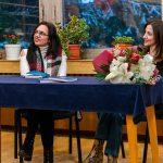 Младата авторка Зорница Джоринска представи дебютния си роман
