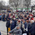 Граждани поискаха на протест общинско ВиК дружество