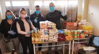 Осем доброволци към църквата в Седми квартал са се заели с набиране на дарения и доставка на храни и маски по домовете на нуждаещи се жители на квартала. Пакетите се […]