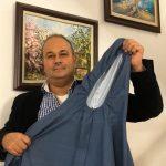 Ротари клуб дари на самоковските медици специализирани защитни костюми