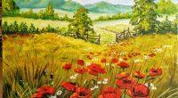 """На сайта на Общинската библиотека """"Паисий Хилендарски"""" може да се види и… изложба на Мария Ицова. Среща си дават гори и поляни, цветя и пътеки, стари къщи и икони… Преобладават […]"""
