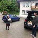 """""""Бъди човек"""" – през май и с раздадени 220 пакета с хранителни продукти"""