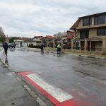 Мият улиците в Самоков