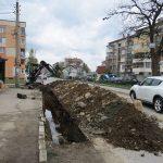 """Ремонтът на главната улица в """"Самоково"""" продължава от юг на север"""
