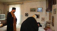 Най-дълголетната обитателка на Девическия манастир – монахиня Херувима – навърши на връх Гергьовден, 6 май, 100 години. По случай забележителния юбилей лично в светата обител приветстваха Нейно преподобие Белоградчишкият епископ […]