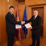 Меморандум за сътрудничество с УНСС подписа Общината
