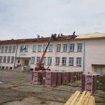 Покривът на училището в Ярлово бе подменен