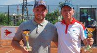"""Най-добрият ни тенисист Ивайло Стоянов грабна купата в четвъртото издание на """"Интерактив тенис"""" в столицата. Това беше трето участие и втора титла за самоковския ас в надпревари от популярната тенис […]"""
