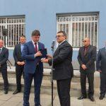 Кметът Георгиев поздрави полицейските служители