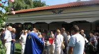 """С над 2000 порции курбан, подготвени от Община Самоков, бе честван на 15 август празникът на най-големия храм в града ни """"Успение Богородично"""" – Митрополитската черква. Курбанът бе раздаден на […]"""