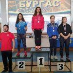 """Три пъти злато за младите борци на """"Рилски спортист"""""""