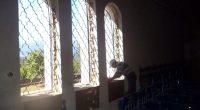 """Храмът """"Възнесение Господне"""" в Гуцал вече е с подменена дограма. Сменени са общо 15 прозореца с петкамерна пвц дограма с цвят тъмен дъб. Изразходвани са общо 4000 лв., събрани от […]"""