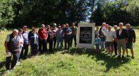 В историческата местност Побит камик край Боровец, близо до Сефер чешма, ентусиазирана група родолюбци от Самоков и София положиха на самия 6 септември цветя пред паметника, където е минавала границата […]