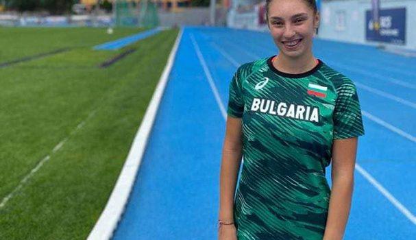 """Състезателката на клуб """"Рилски атлет"""" Вивиан Кръстева участва в три дисциплини на държавното първенство по лека атлетика за жени и мъже, състояло се на 5 и 6 юни във Велико […]"""