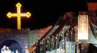 """Първият летен фестивал """"Портал на два свята"""" на сцената на възстановената крепост Цари мали град на хълма Св. Спас над Белчин започна в събота, на 29 август, с операта на […]"""