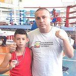 Лоренцо Димитров стана вицешампион по бокс за момчета