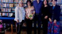 """С представяне на книга под симптоматичното заглавие """"Пътят към теб"""" Общинската библиотека """"Паисий Хилендарски"""" отново отвори врати за традиционните срещи с писатели и читатели. На 6 октомври тук гостува авторът […]"""