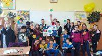 """Учениците от началния курс на ОУ """"Христо Максимов"""" отбелязаха на 16 ноември Световния ден на толерантността с различни изяви. Първокласници избраха мотото """"Различни, но заедно"""". Те изработиха коронки с основните […]"""