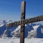 Обновиха паметната плоча на алпиниста Георги Стоименов под Мусала