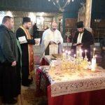 Елеосвещение в Митрополитската черква