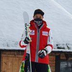 Атанас Петров със сребърен медал от държавното първенство по ски